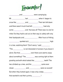 5th grade mad libs assessment