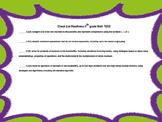 5th grade math student TEKS check list