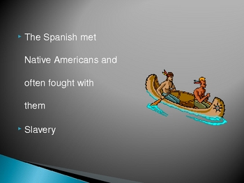 5th grade settlement and early life social studies powerpoint