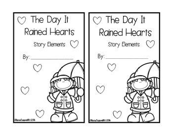 5w's The Day It Rained Hearts