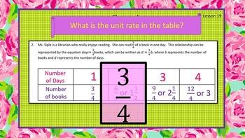 6.1.C Math Module 1 Topic C Engage NY Eureka Math Sixth Grade Ratios