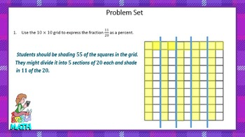 6.1.D Math Module 1 Topic D Engage NY 6th Grade Eureka Math Percent