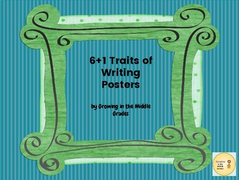 6+1 Traits Posters