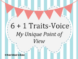 6+1 Traits of Writing-Voice (Point-Of-View Lesson 1)