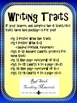 6+1 Writing Traits Anchor Charts & Student pages