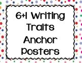 6 +1 Writing Traits Printables