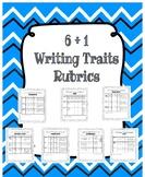 6+1 Writing Traits Rubrics