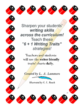 6 + 1 Writing Traits' Strategies and Charts