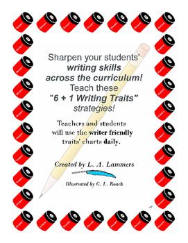 6 + 1 Writing Traits' Strategies and Charts
