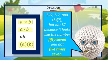 6.4.D Engage New York Eureka Math Sixth Grade Module 4 Expressions Equations