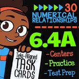 Math TEK 6.4A ★ Additive & Multiplicative Relationships ★ 6th Grade STAAR Math