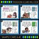 Math TEK 6.4E ★ Modeling Ratios & Percents ★ 6th Grade Task Cards