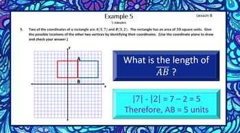 6.5.BC Math Module 5 Topics BC EngageNY Eureka 6th  Polygons Rectangular Prisms