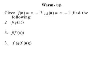 6-6 Recursive functions