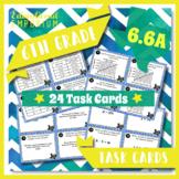 TEKS 6.6A Task Cards ⭐ Independent & Dependent Variables ⭐ 6.6A Centers