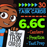 Math TEK 6.6C ★ Additive & Multiplicative Relationships ★ 6th Grade STAAR Math