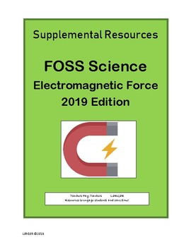 6-8 FOSS Electromagnetic Force Supplement (Pages 15-18)