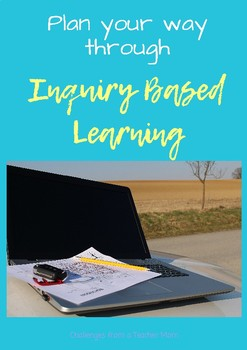 6-8 Week Inquiry Based Learning Planner [Simple]