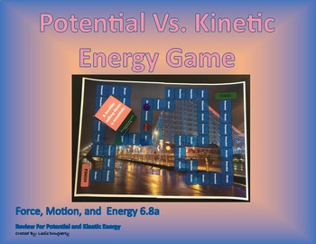 6.8a Potential Vs. Kinetic Game