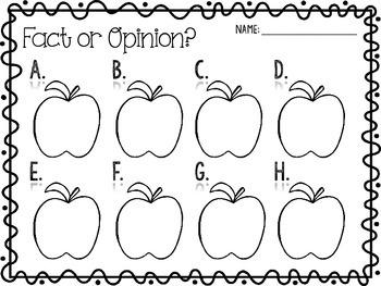 6 Back to School Centers {Math & ELA}