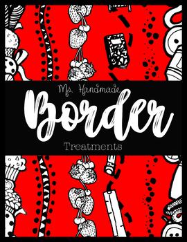 6 Border Treatments