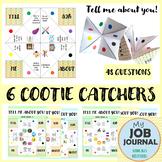 SPEAKING Activity - 6 Cootie Catchers
