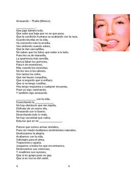 10 Canciones sobre la Belleza y Estética | AP SPANISH