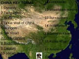 6 China PPTs (93 slides): fun and engaging with structured notes to follow along