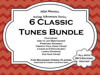 6 Classic Tunes Bundle