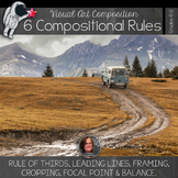 6 Compositional Rules for Visual Art and Photography Presentation