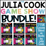 Julia Cook Book Study Bundle: 7 School Counseling Classroom Guidance Lessons
