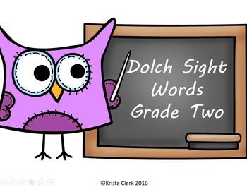 Dolch Sight Word 6 Videos MP4 Files