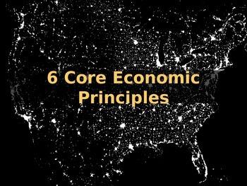 6 Economic Principles