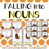 Falling into Nouns: 6 Activities {Singular-Plural, Common-Proper, Collective}