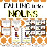 Falling into Nouns: 6 Activities {Singular-Plural, Common-
