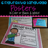 6 Figurative Language Posters