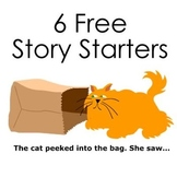 6 Free Story Starters