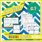 6.G.1 Bundle ⭐ Areas: Compose, Decompose, and Real--World