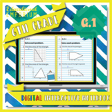 6.G.1 Google Math Interactive Notebook: Area: Compose, Decompose, and Real-World