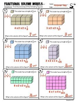 6.G.2 Fractional Volume Models