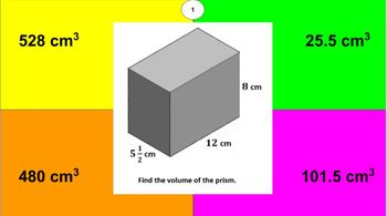 6.G.A.2 Volume with Fractional Edges Interactive Digital Activity