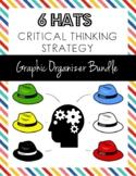 6 Hats Critical Thinking Strategy Bundle