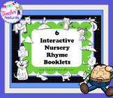 Nursery Rhymes Activities Interactive Booklets