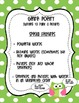 6 Just Write Writing Genre Posters for Your Common Core Classroom Polka Dot/Owl