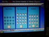 6 Kindergarten Math Activboard Activities - Counting Throu