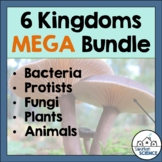Six Kingdoms of Life: PowerPoints, Worksheets, Activities & Interactive Notes