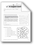 6-Legged Crawlies (Thinking Skills)