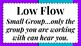 6 Level Voice and Noise Level Visual/Chart for Classroom Behavior Purple/Blue