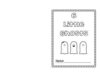 6 Little Ghosts