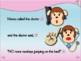 6 Little Monkeys Jumping on the Bed Chant - Regular
